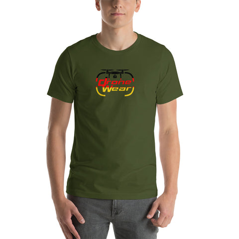 Germany Drone Wear Tee - Drone Wear