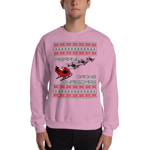 Drone Xmas Ugly Sweater - Drone Wear