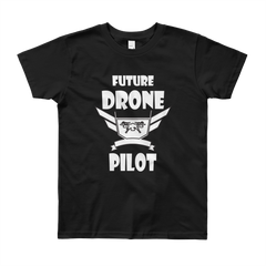 Drone Wear - Future Drone Pilot Youth Tee - Drone Wear