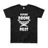Image of Drone Wear - Future Drone Pilot Youth Tee - Drone Wear