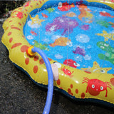 Squirt & Splash Water Spray Mat for Toddlers