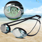 Adult Professional Silicone Anti fog UV Protection Swimming Goggles