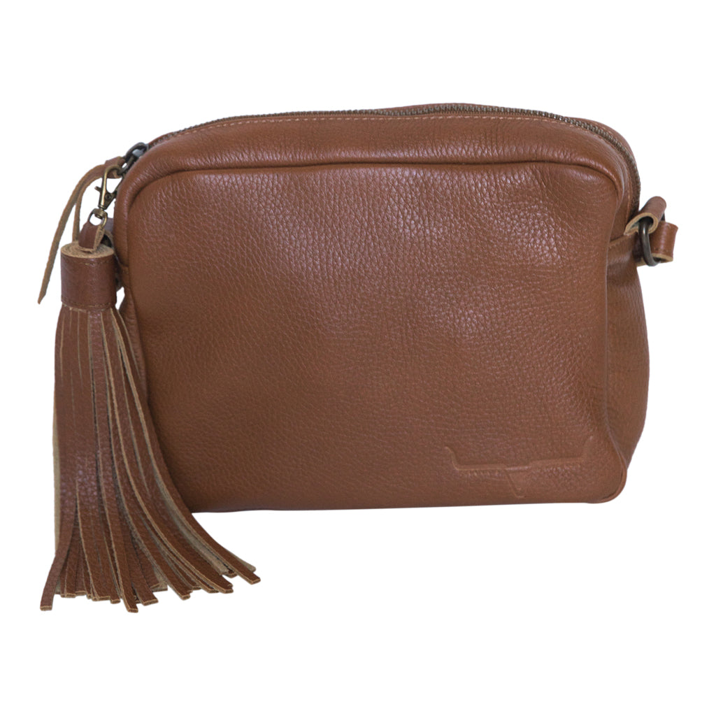 CROSS BODY- BUTTERSCOTCH - Frankie Cameron