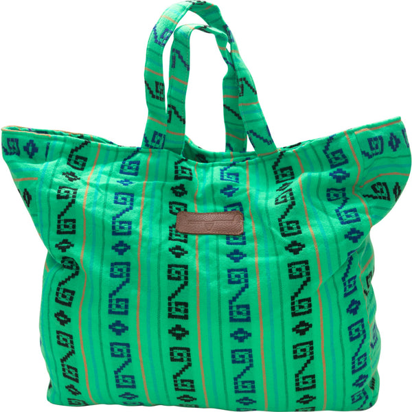 BEACH BAG - GREEN