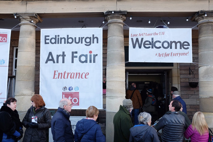 Looking For Art? Why An Art Fair Is THE Perfect Place To Find That Special Piece