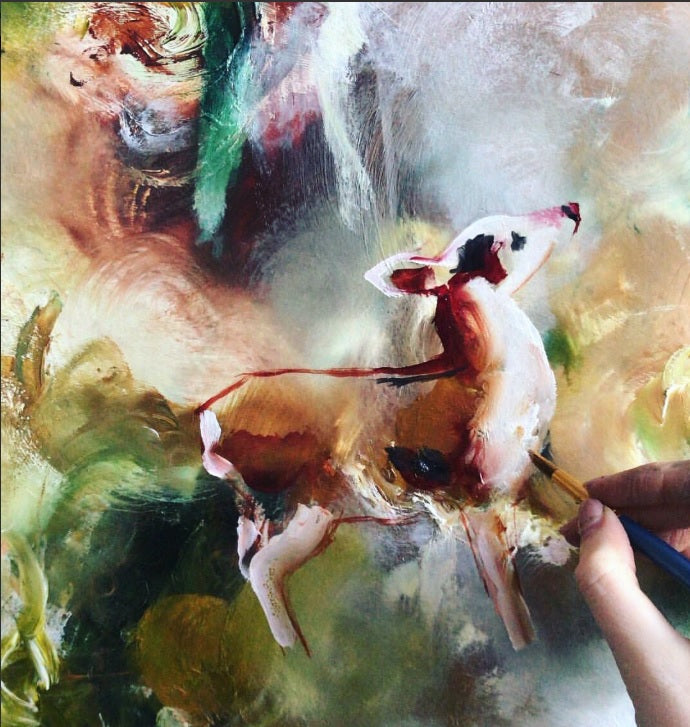 New Year, New Styles and Brand New Collection! - Katy Jade Dobson Returns To Robertson Fine Art