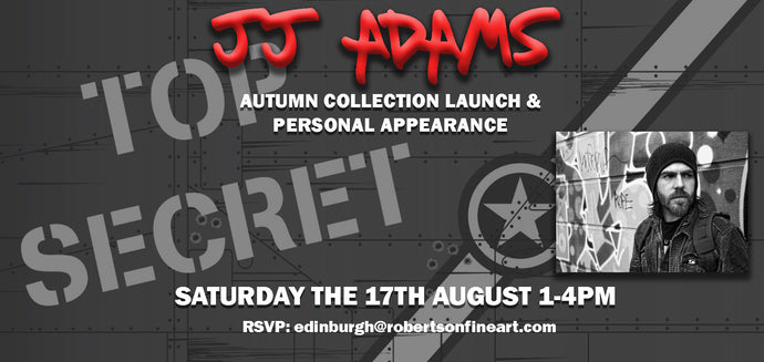 17.08.19 - JJ ADAMS AUTUMN COLLECTION LAUNCH & PERSONAL APPEARANCE
