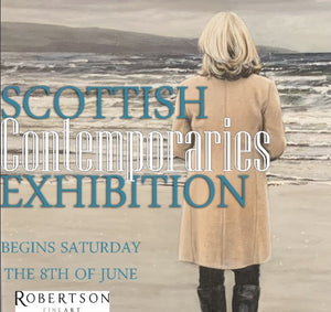 08/06/19 - 22/06/19 - THE SCOTTISH CONTEMPORARIES EXHIBITION