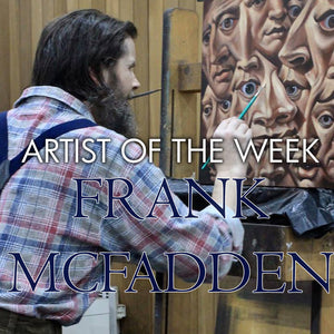 ARTIST OF THE WEEK: FRANK MCFADDEN