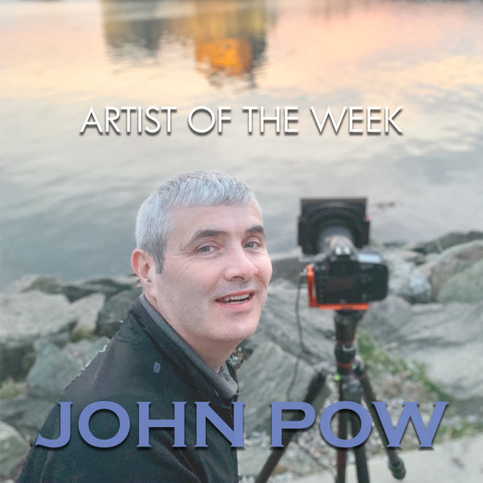 ARTIST OF THE WEEK: JOHN POW
