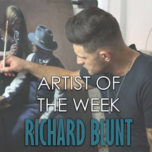 ARTIST OF THE WEEK: RICHARD BLUNT