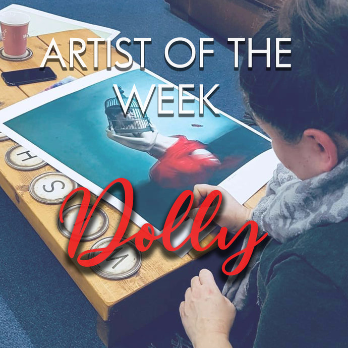 ARTIST OF THE WEEK: MICHELLE MACKIE, AKA DOLLY