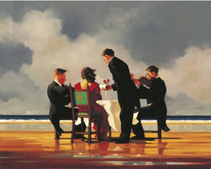 PAST EVENT: The Worldwide Sensation, Jack Vettriano's Work Is Coming To Our Edinburgh Gallery!