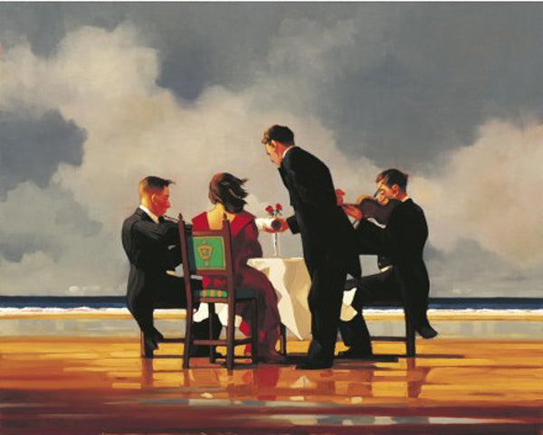 The Worldwide Sensation, Jack Vettriano's Work Is Coming To Our Edinburgh Gallery!