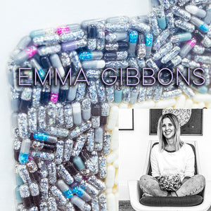 Colour Up Your Life With The Work Of Brand New Artist... Emma Gibbons!