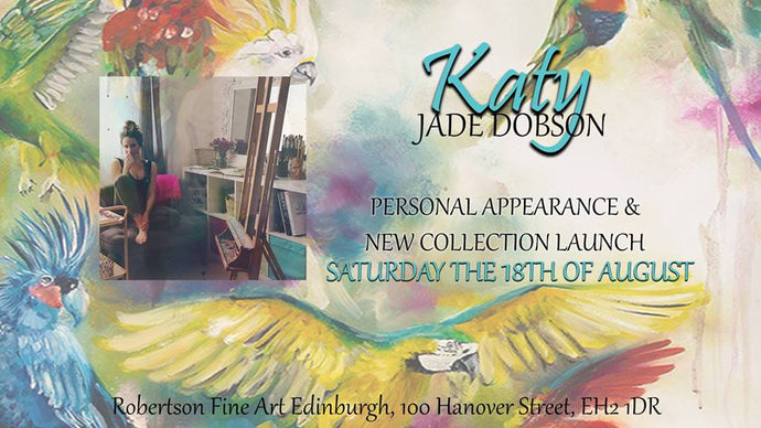 18th of August 2018 - Katy Jade Dobson Artist Appearance