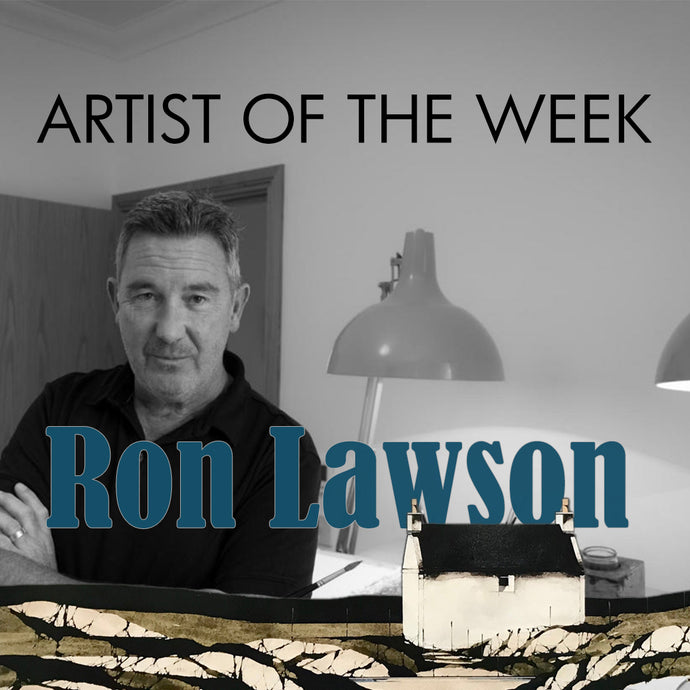ARTIST OF THE WEEK: RON LAWSON