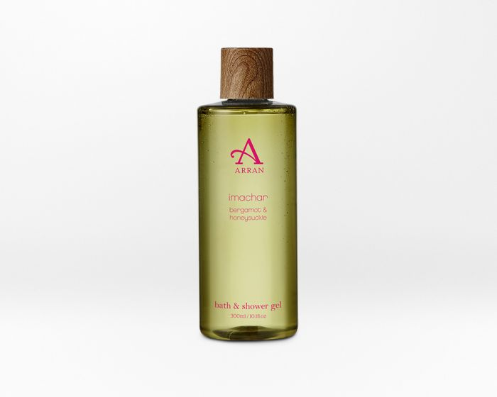 Bergamot & Honeysuckle Bath & Shower Gel by Arran Aromatics