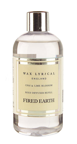 Refill - Chai & Lime Blossom by Wax Lyrical