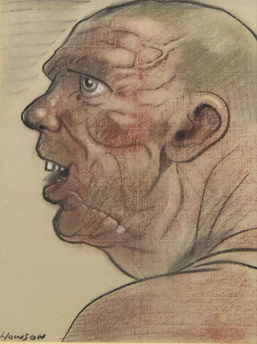 Original Tam by Peter Howson