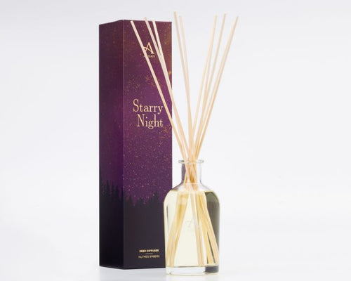 Starry Night Reed Diffuser - Nutmeg Embers by Arran Aromatics