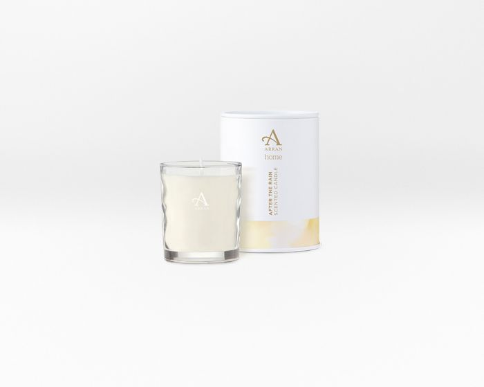 After The Rain - Small Candle  by Arran Aromatics