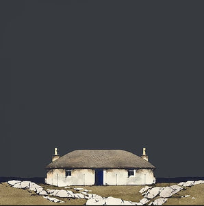 South Uist Croft House by Ron Lawson