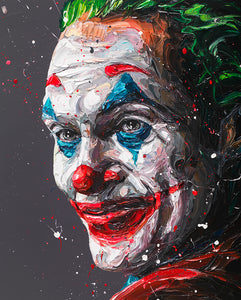 Arthur (Joker) by Paul Oz