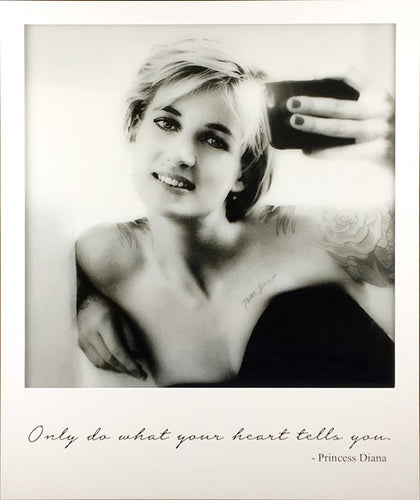 Princess Diana (Lightbox) by JJ Adams