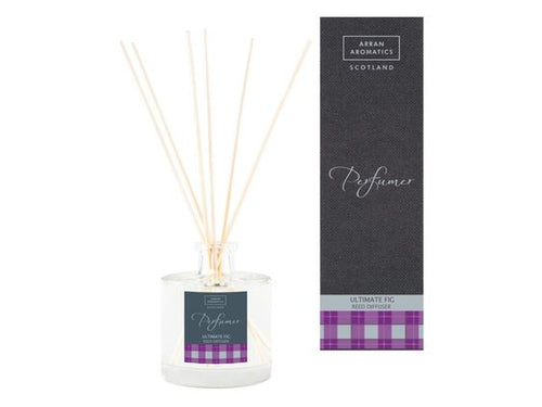 Perfumer Reed Diffuser - Ultimate Fig by Arran Aromatics