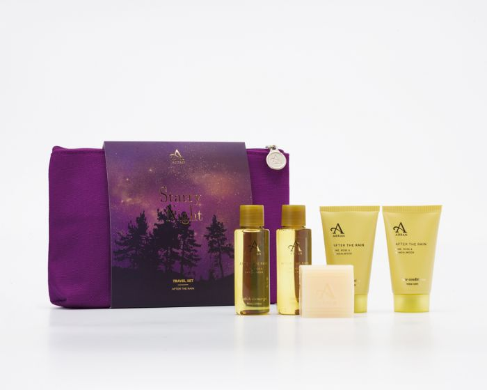 Travel Bag - After The Rain by Arran Aromatics