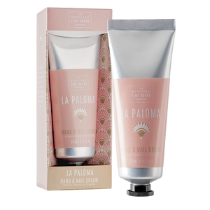 La Paloma Hand & Nail Cream by The Scottish Fine Soaps company