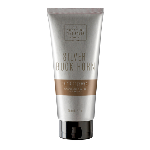Silver Buckthorn Hair & Body Wash by The Scottish Fine Soaps Company