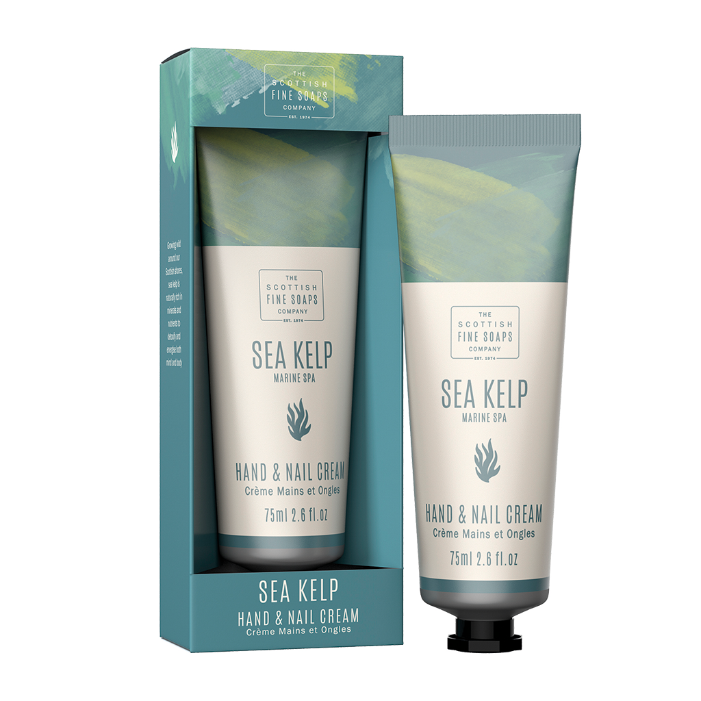 Sea Kelp Hand & Nail Cream by The Scottish Fine Soaps Company