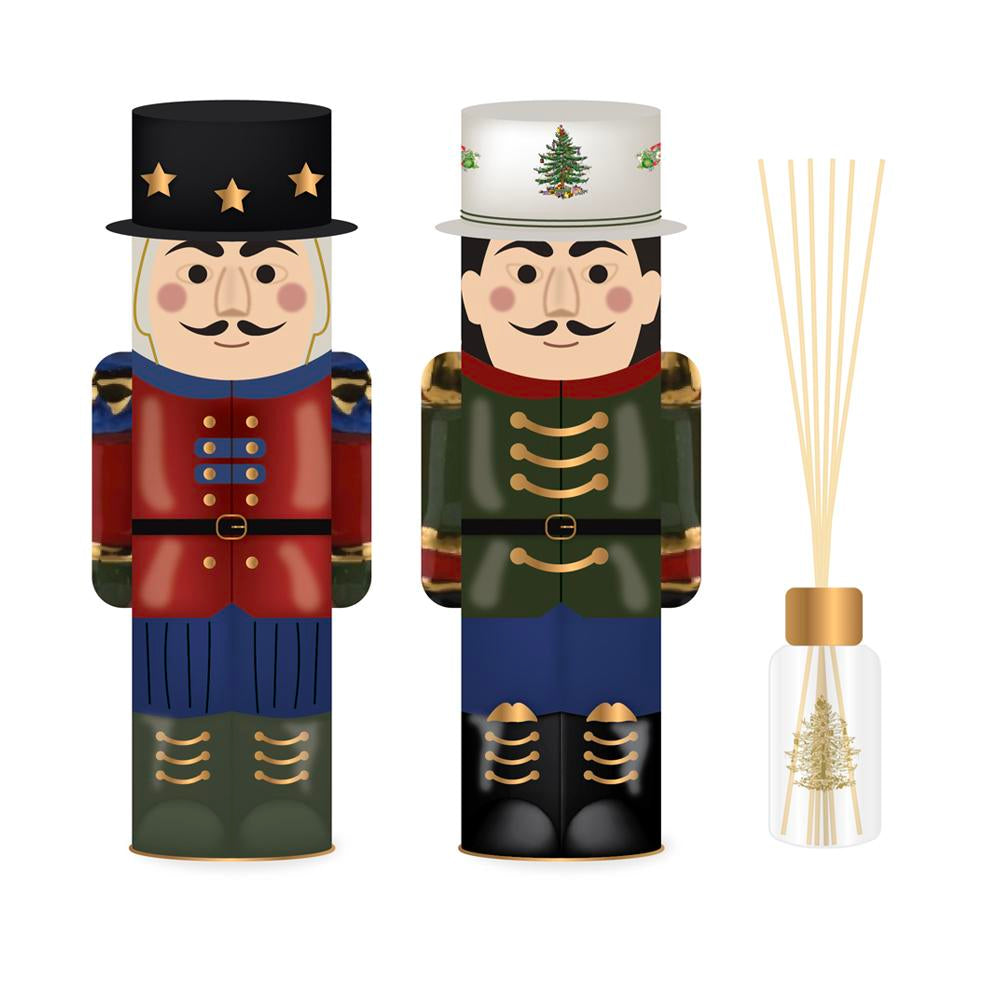 Nutcracker Tin Reed Diffuser by Wax Lyrical