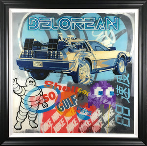 Original DeLorean Colourway 2/5 by Zombiedan