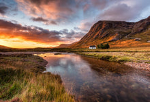 Glencoe Autumn by John Pow