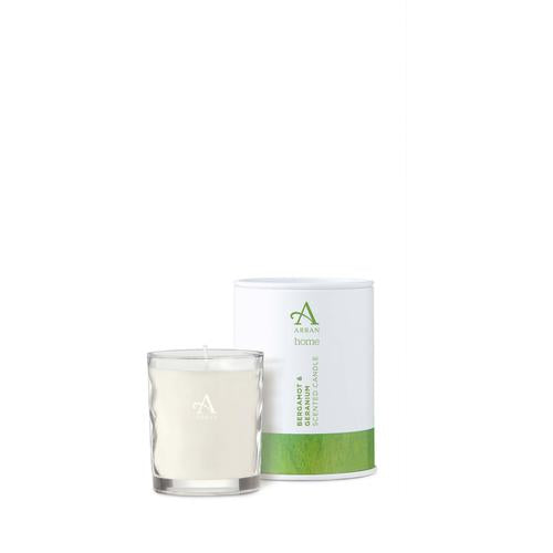 Bergamot and Geranium - Small Candle by Arran Aromatics