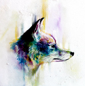 Original Vulpes by Katy Jade Dobson