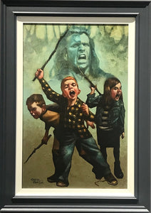 You'll Never Take Our Tunnocks (RFA Exclusive) by Craig Davison