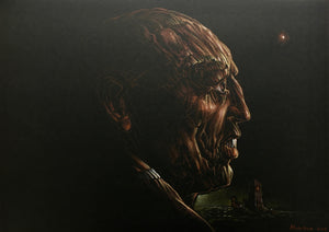 Original Ingsoc by Peter Howson