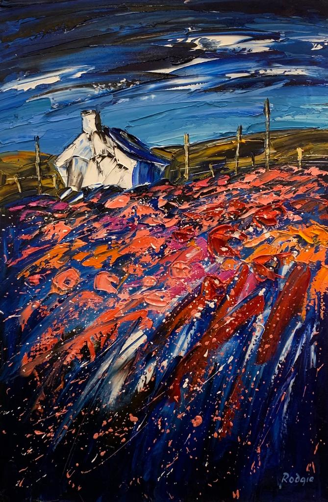 Original Crofters Hill by Lynn Rodgie