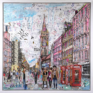 Original Royal Mile by Keith McBride