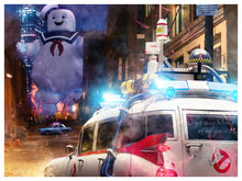 Saving the Day (Ghostbusters) by Mark Davies