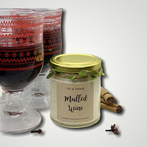 Mulled Wine (190g) Candle from Ivy & Twine