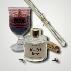 Mulled Wine (100ml) Diffuser from Ivy & Twine