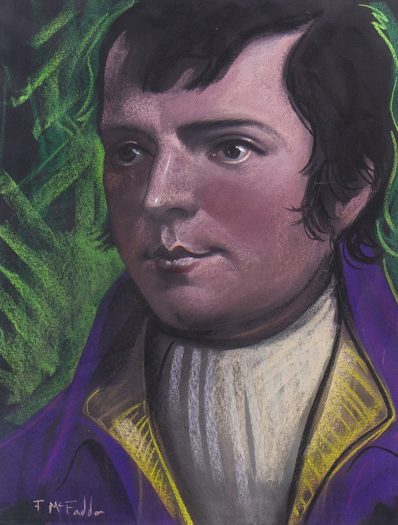 Original Rabbie Burns by Frank McFadden
