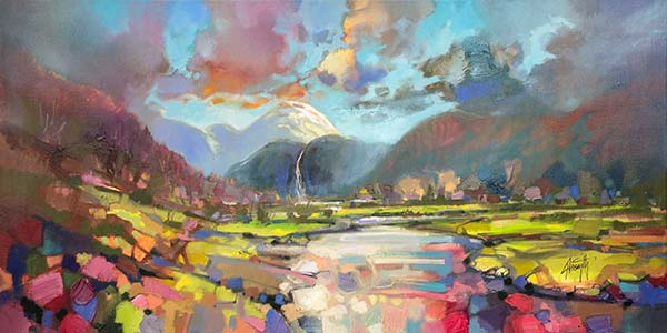 Ben Nevis by Scott Naismith