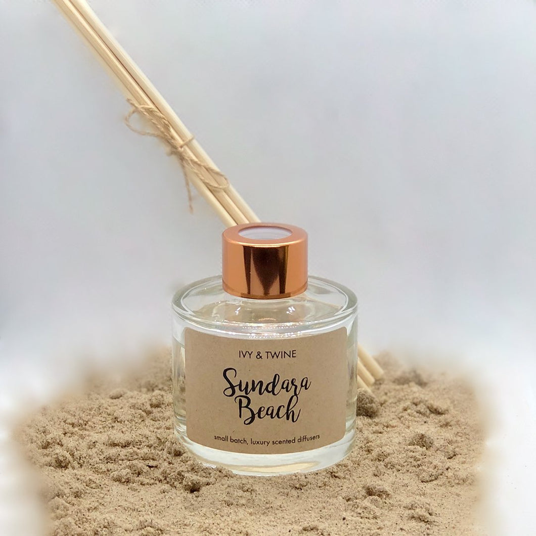 Sundara Beach(100ml) Diffuser from Ivy & Twine