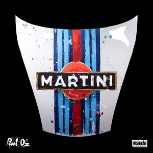 Original Martini Bonnet by Paul Oz